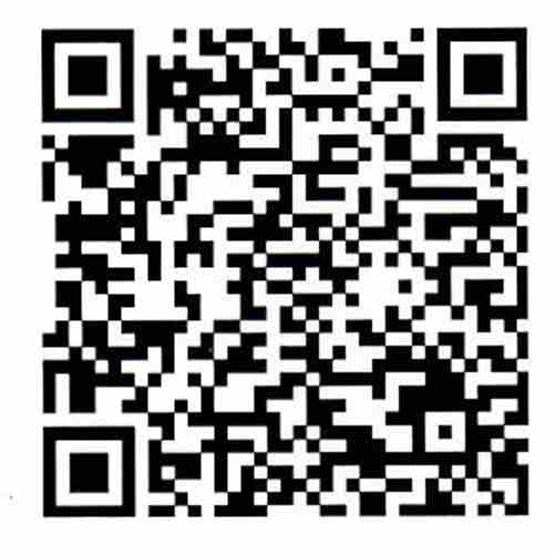 QR-Code für anonyme Spenden an Glaube und Behinderung über TWINT.
