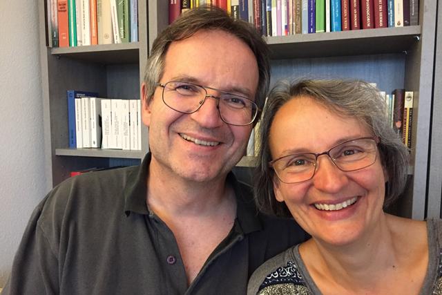 Andreas und Astrid Hahn